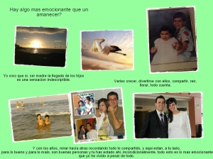 collage mis hijos