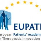 logo academia europea de pacientes